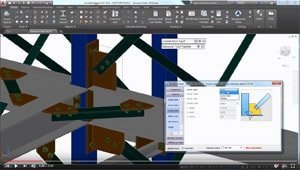 Autodesk Advance Steel in 3 minuti