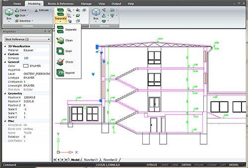 GRAITEC Advance CAD | Compatibilità AutoCAD®