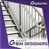 Advance BIM Designers | Serie Acciaio | Scale e Ringhiere