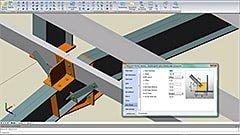 GRAITEC Autodesk Advance Steel | Laminato a freddo Acciaio