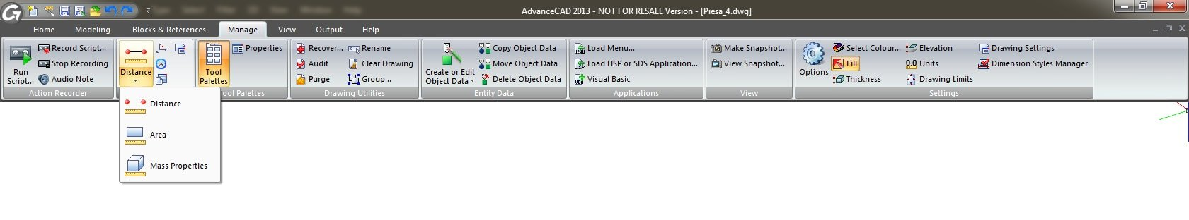 GRAITEC Advance CAD | CAD 2D/3D completo ambiente