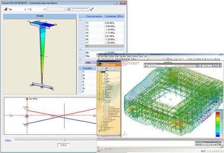 GRAITEC Advance Design | Elaborazione dei risultati