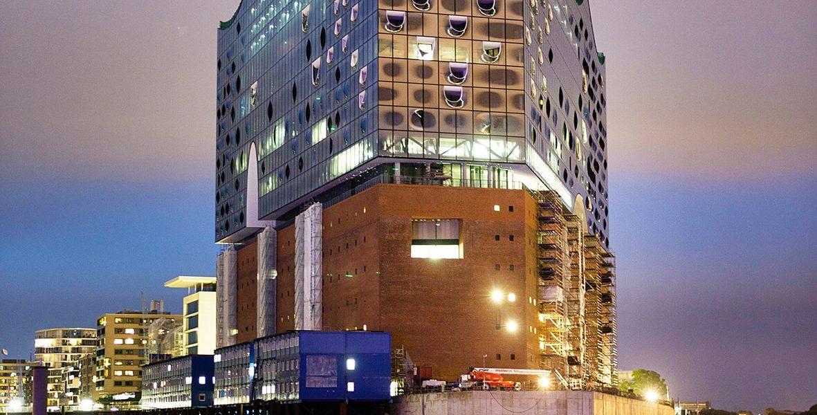 Elb Philharmonic Hall Stands – by IMC Planungsgesellschaft mbH