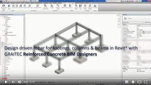 Il potere dei GRAITEC Reinforced Concrete BIM Designers per Revit