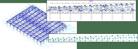 GRAITEC Autodesk Advance Steel | Dettagli delle strutture in acciaio