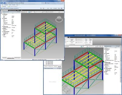 GRAITEC Autodesk Advance Steel | Panoramica dei formati di scambio | File DWF