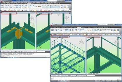 GRAITEC Autodesk Advance Steel | Panoramica dei formati di scambio | File di solidi AutoCAD