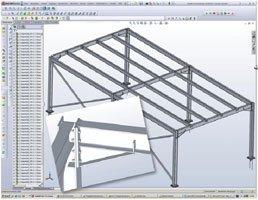 GRAITEC Autodesk Advance Steel | Panoramica dei formati di scambio | File SAT