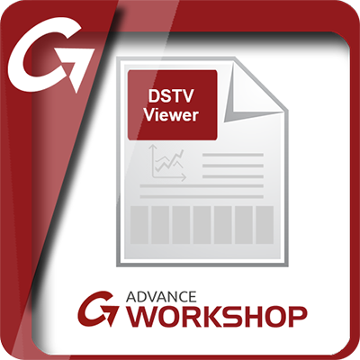 GRAITEC Store | Advance Workshop DSTV Viewer