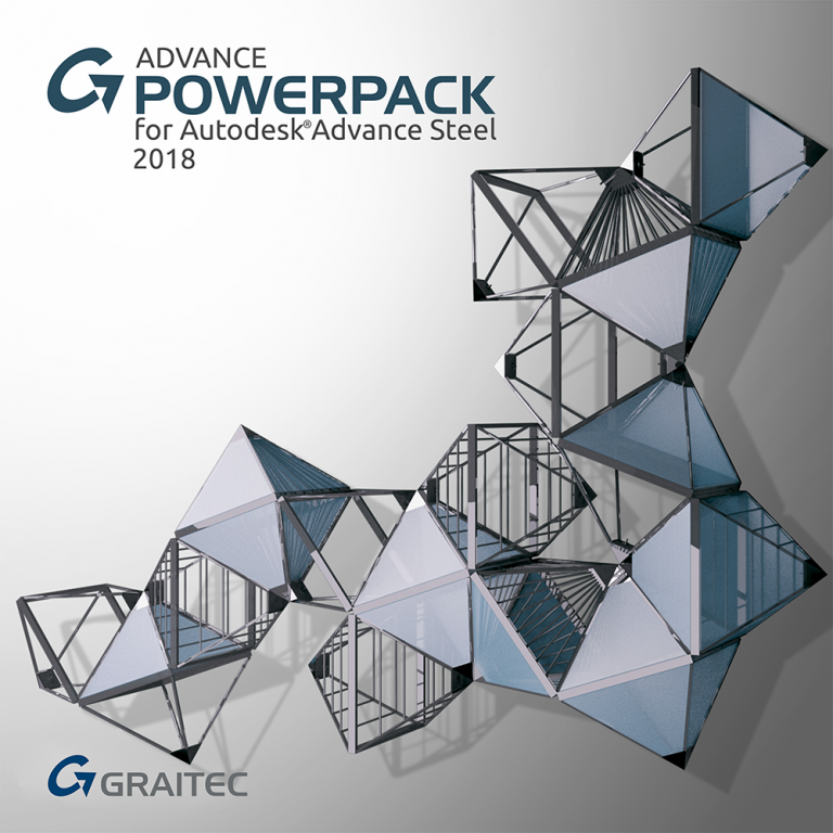 PowerPack per Advance Steel 2018
