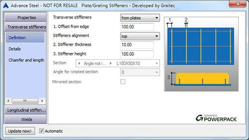 GRAITEC Store | PowerPack per Advance Steel®